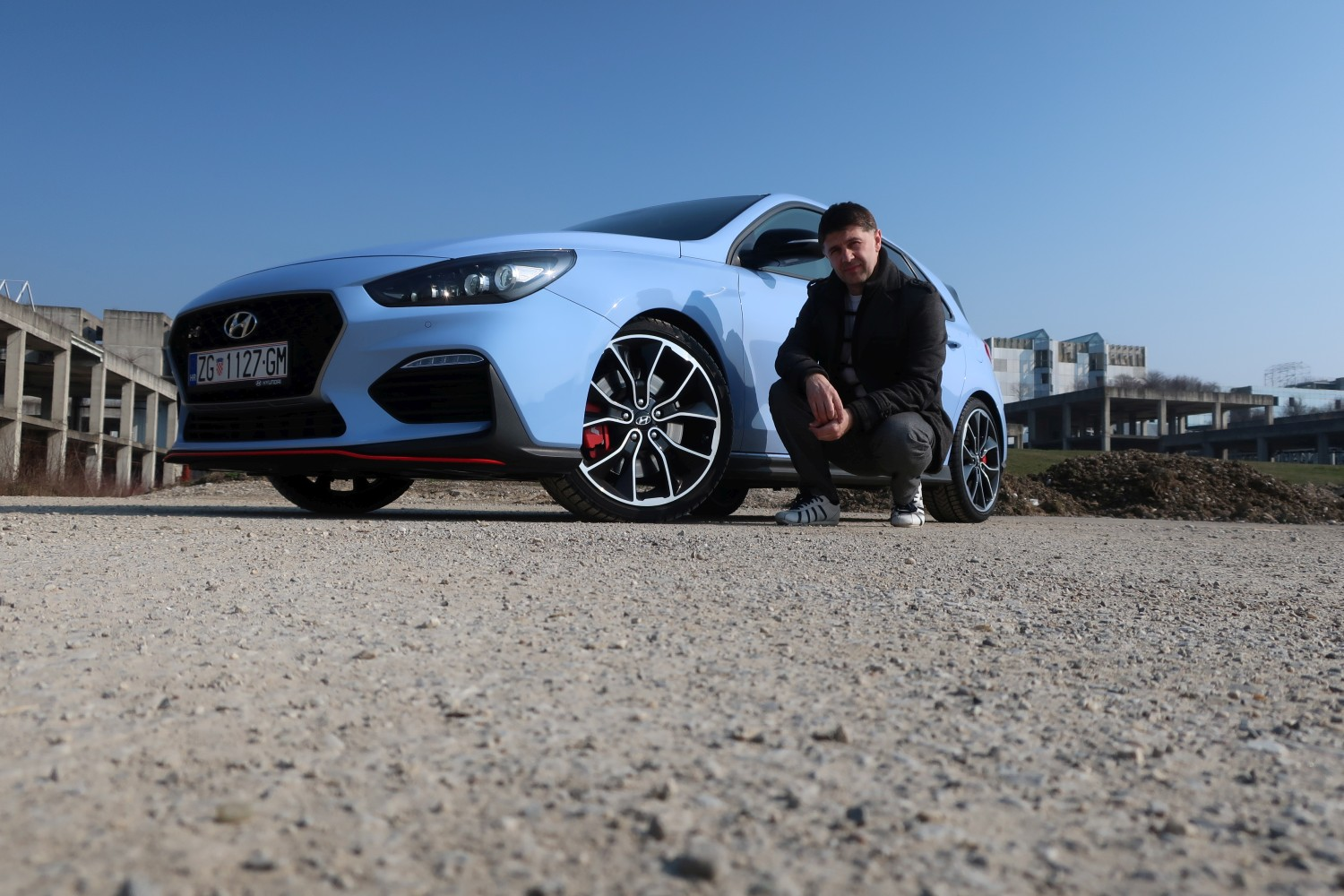 VIDEO Hyundai i30N 2.0 T-GDI 275 Performance