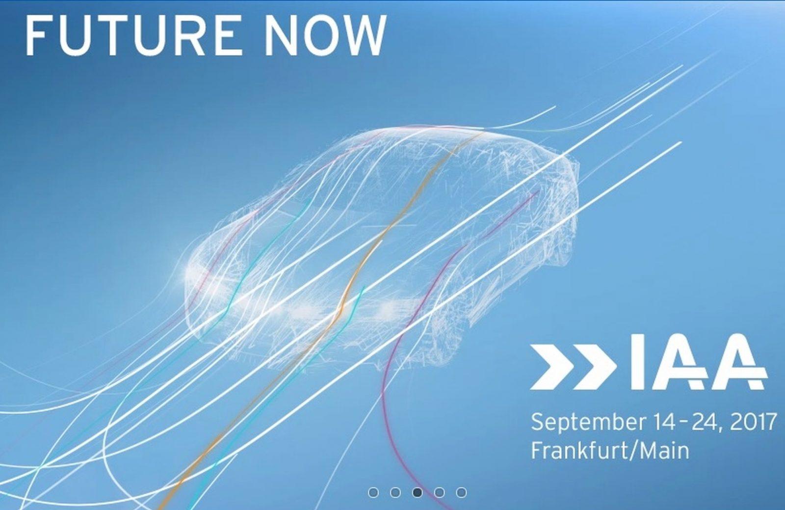 Uskoro počinje Frankfurt Motor Show IAA 2017