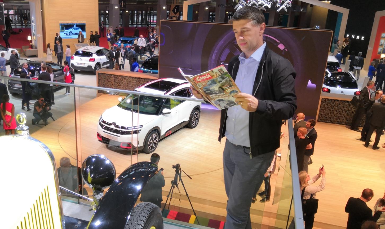 Počeo je Mondial de l'Automobile (Paris Motor Show 2018)
