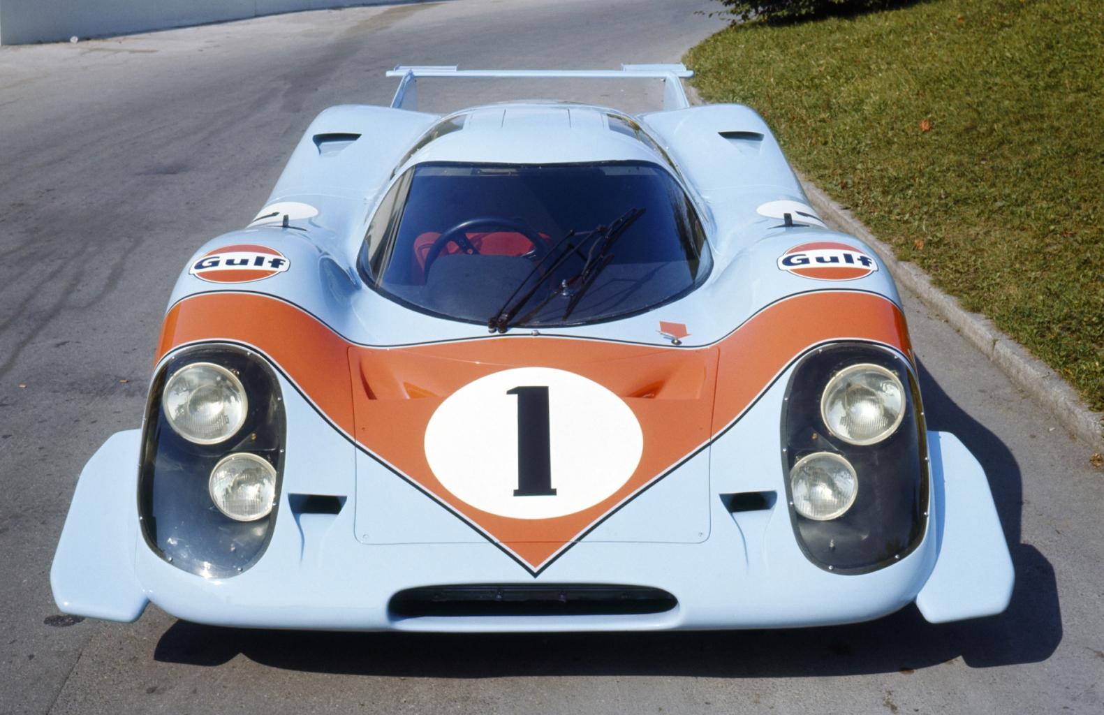 50 godina Porschea 917