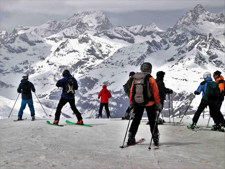 Idemo na skijanje