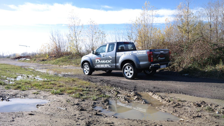 Testiramo: Pickup Isuzu D-Max