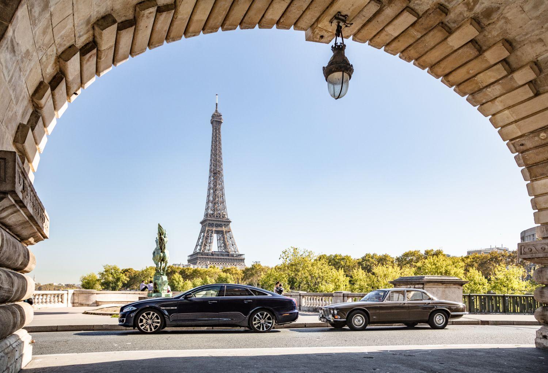 50 godina Jaguara XJ obilježava se vožnjom od tvornice do Pariza