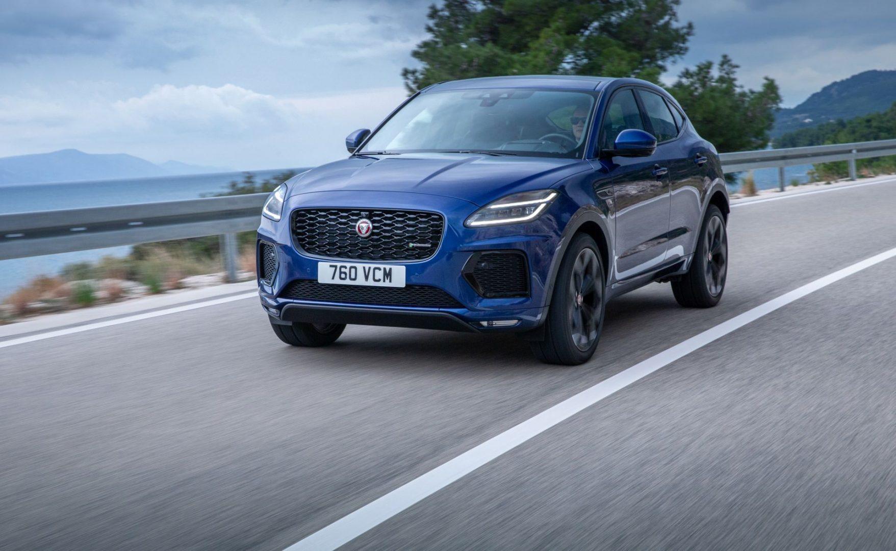 Jaguar najavio osvježeni E-Pace koji je sada dostupan i u plug-in hibridnoj izvedbi