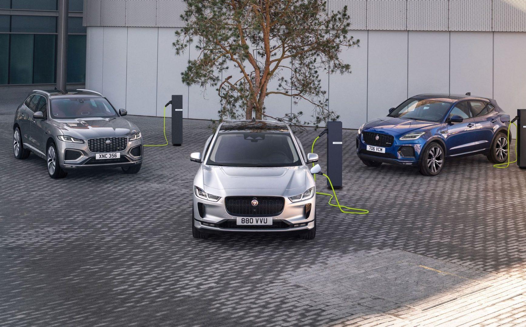 Jaguar Land Rover Reimagine: električna budućnost za oba brenda
