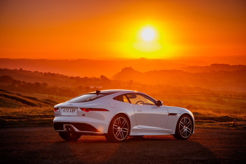 Potpuno električni Jaguar F-Type