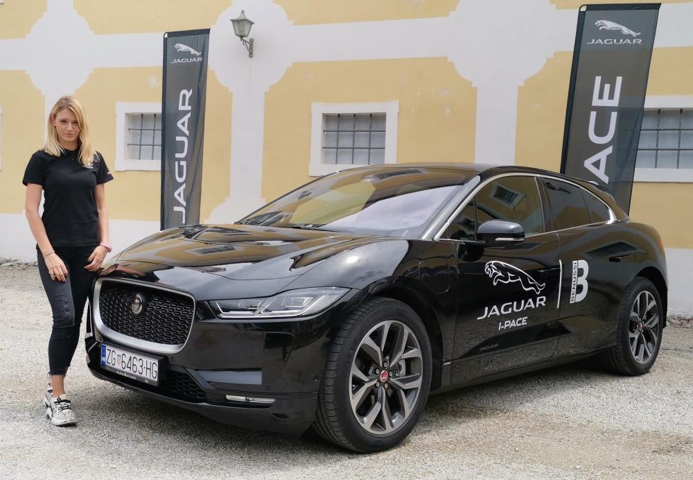 Vozili smo: potpuno električni Jaguar I-Pace