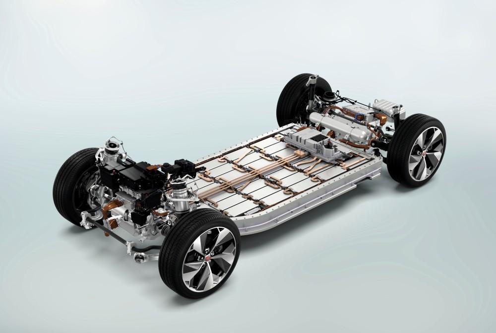 Jaguar Land Rover i BMW Grupa zajednički razvijaju novu generaciju električnih automobila