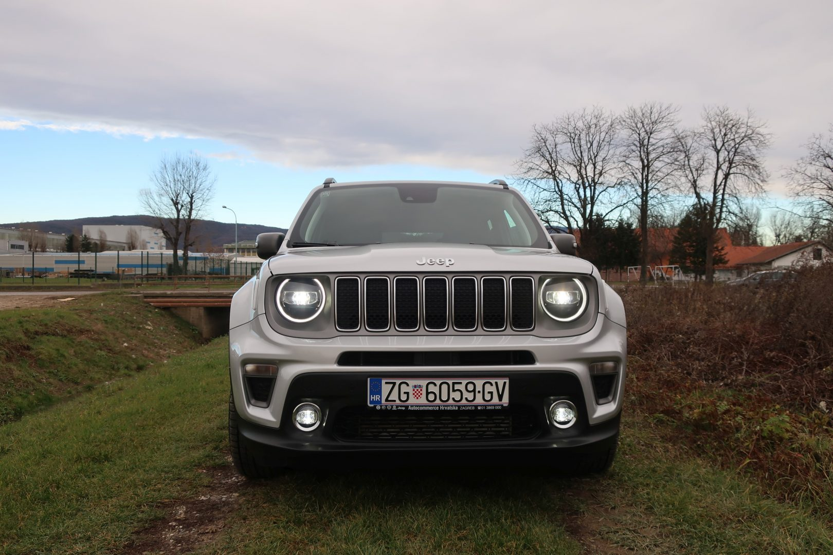 TEST Jeep Renegade 1.6 Mjet 120 TCT6 FWD Limited