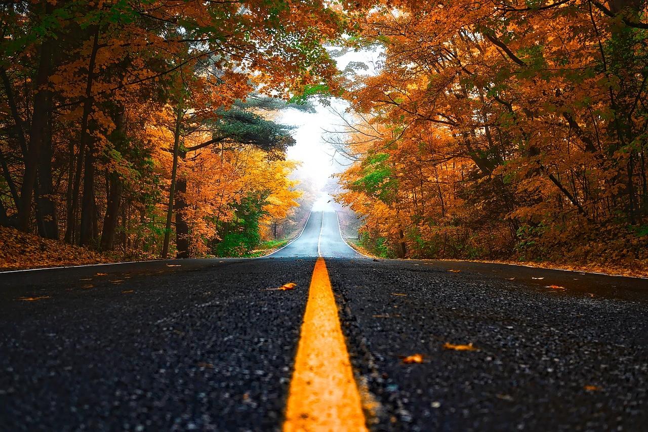Svakodnevica jesenske vožnje: Jesen i automobil