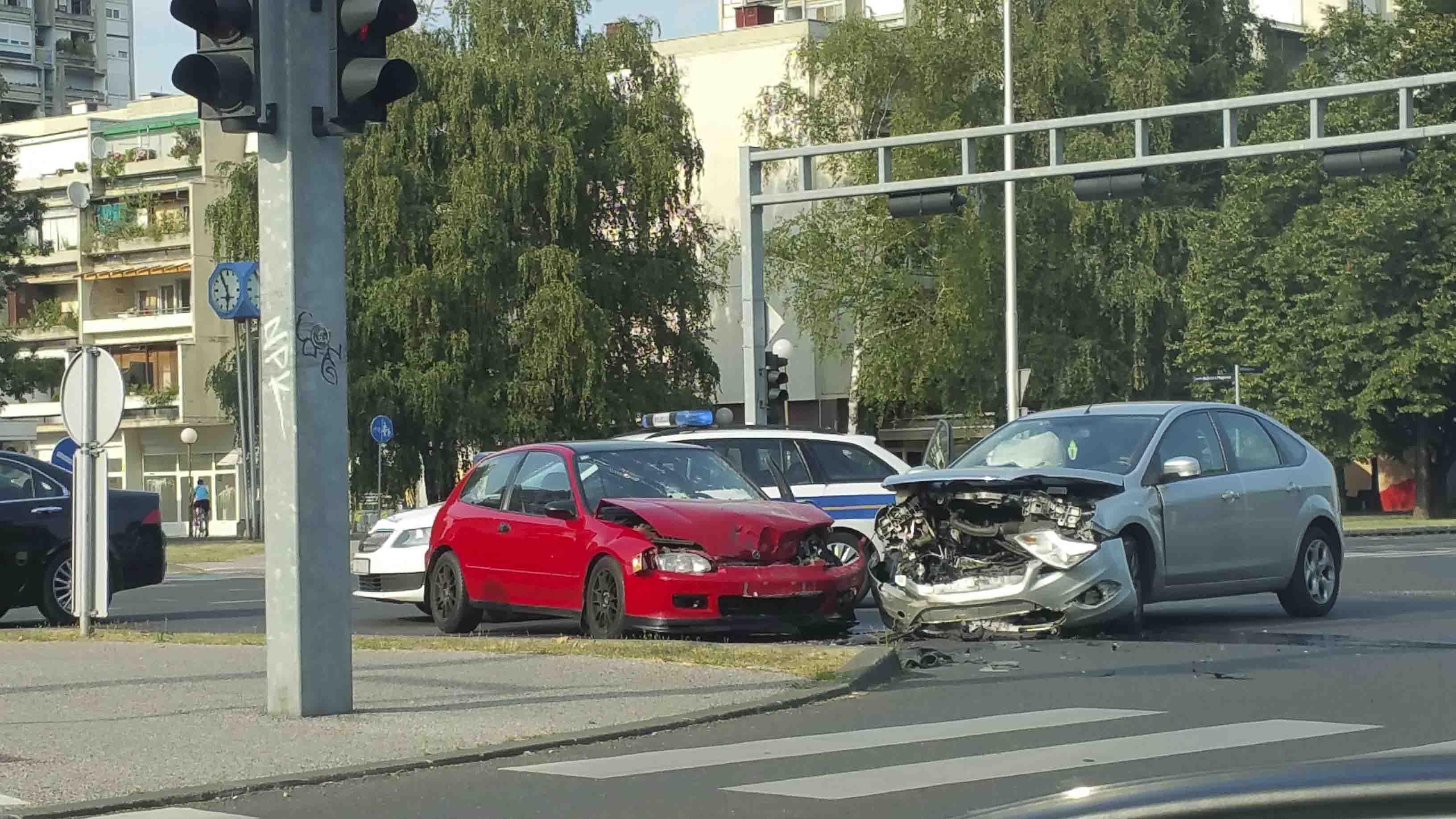 Kako izbjeći prometnu nesreću?