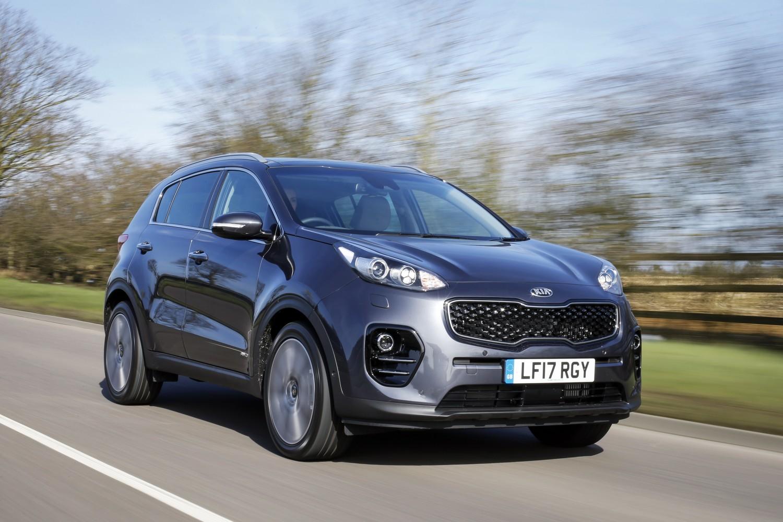 Kia Sportage je tražen SUV, pokazuju podaci o prodaji