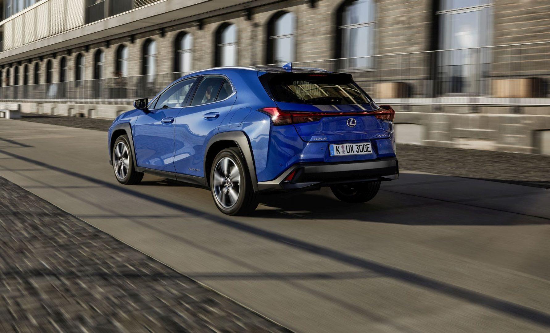 UX 300e bit će prvi serijski potpuno električni Lexus, a