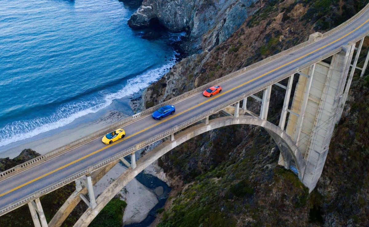 Raj za oči: Lamborghini na događanju Monterey Car Week