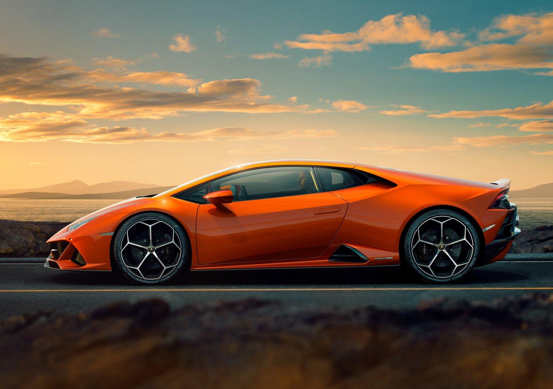 Novi Lamborghini Huracán EVO s V10 motorom