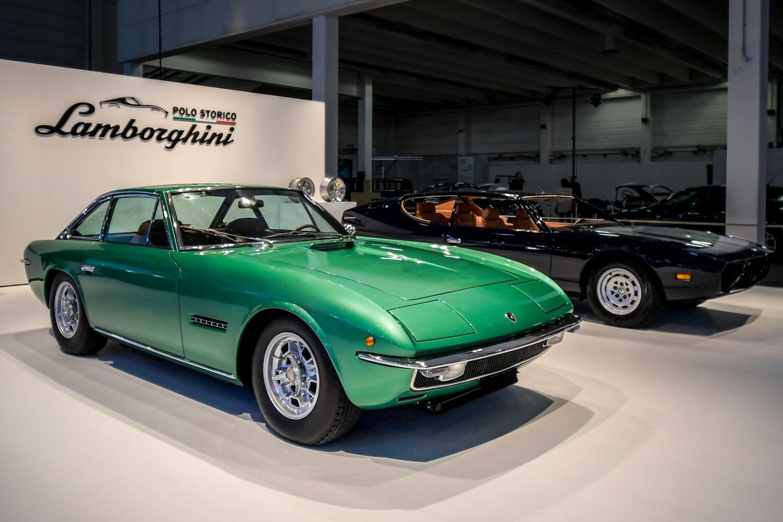 50 godina modela Lamborghini Espada i Lamborghini Islero