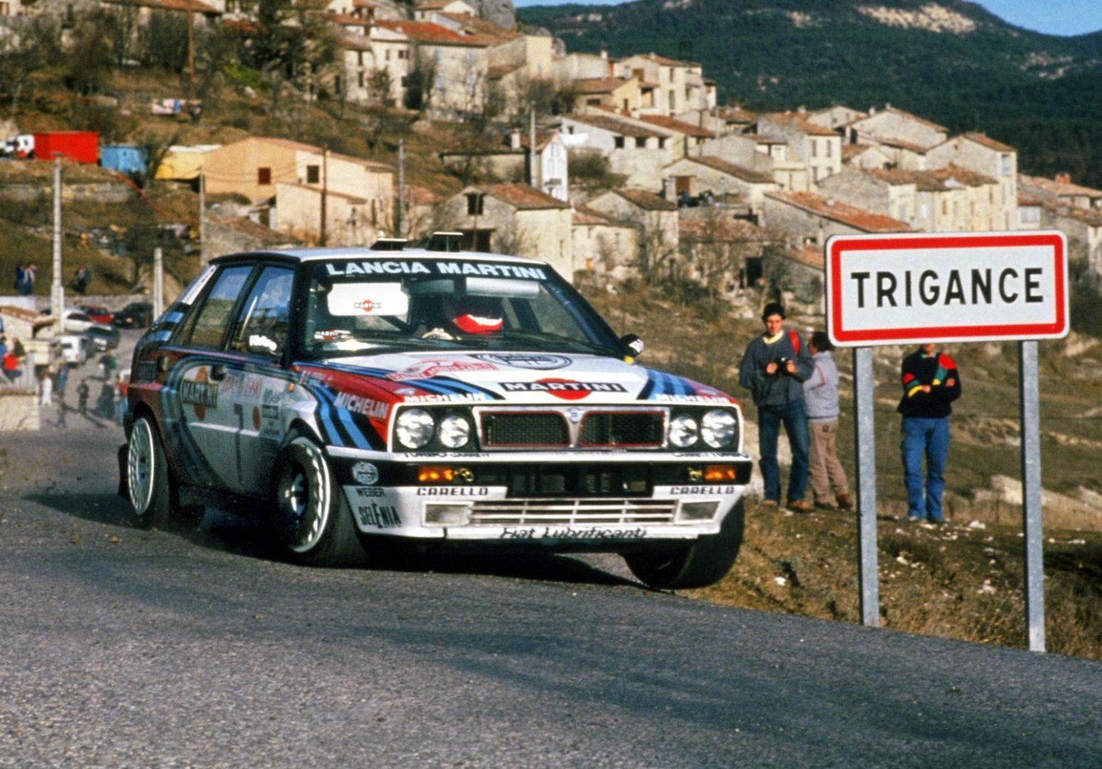 Vraća li se legendarna Lancia Delta?