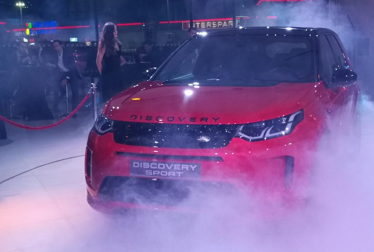 Otvoren je prvi Jaguar Land Rover centar u Zagrebu