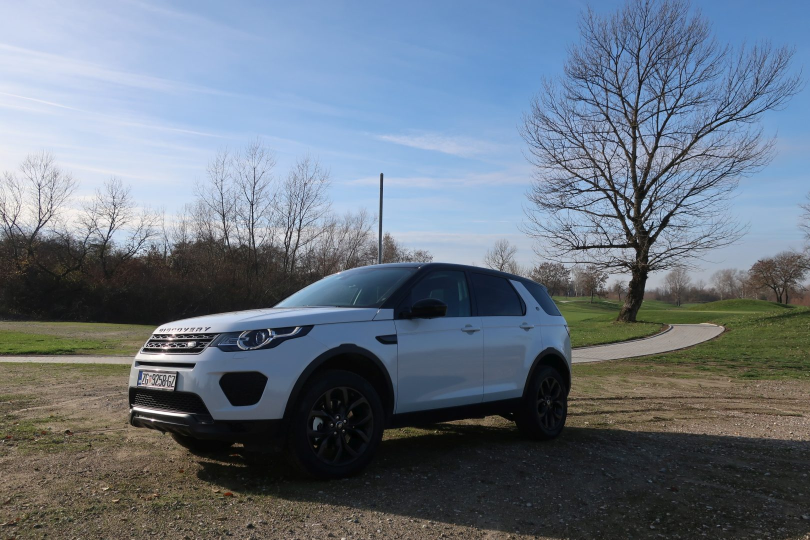 TEST Land Rover Discovery Sport 2.0 TD4 180 4WD SE