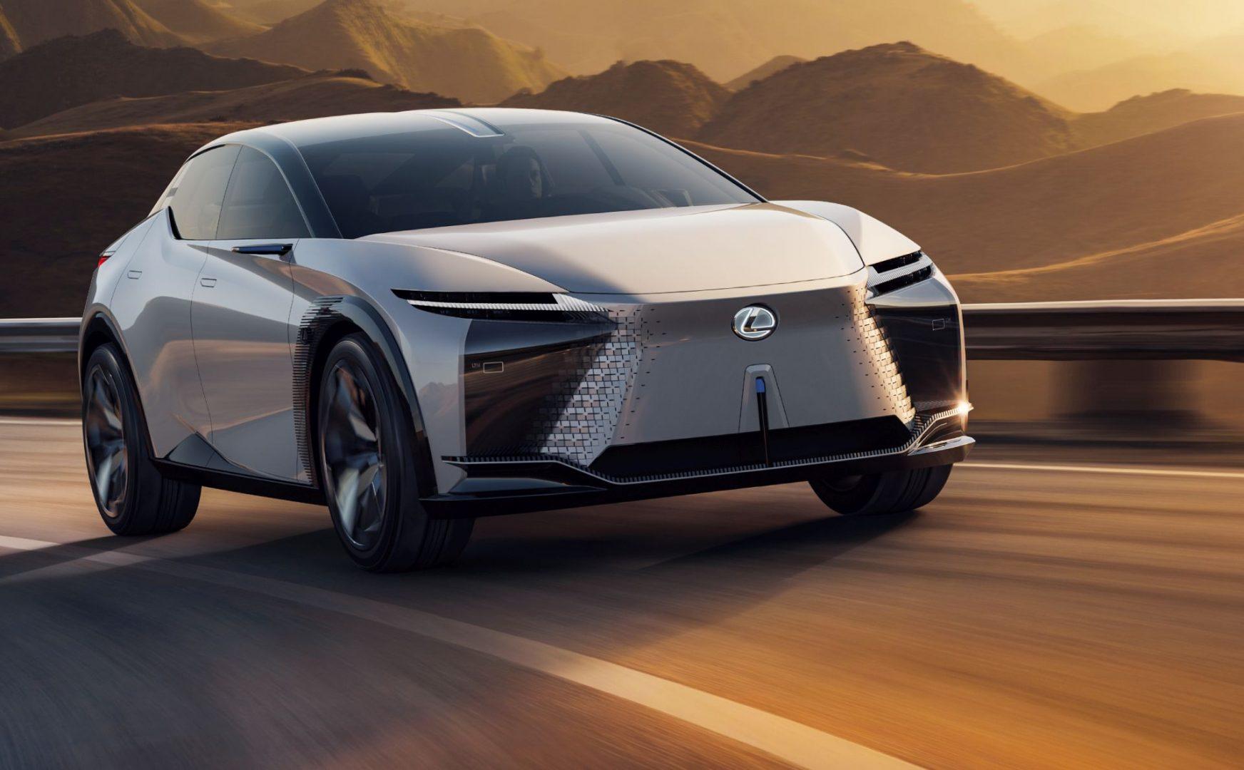 """Lexus konceptom LF-Z Electrified najavljuje """"sljedeće generacije Lexusa"""""""