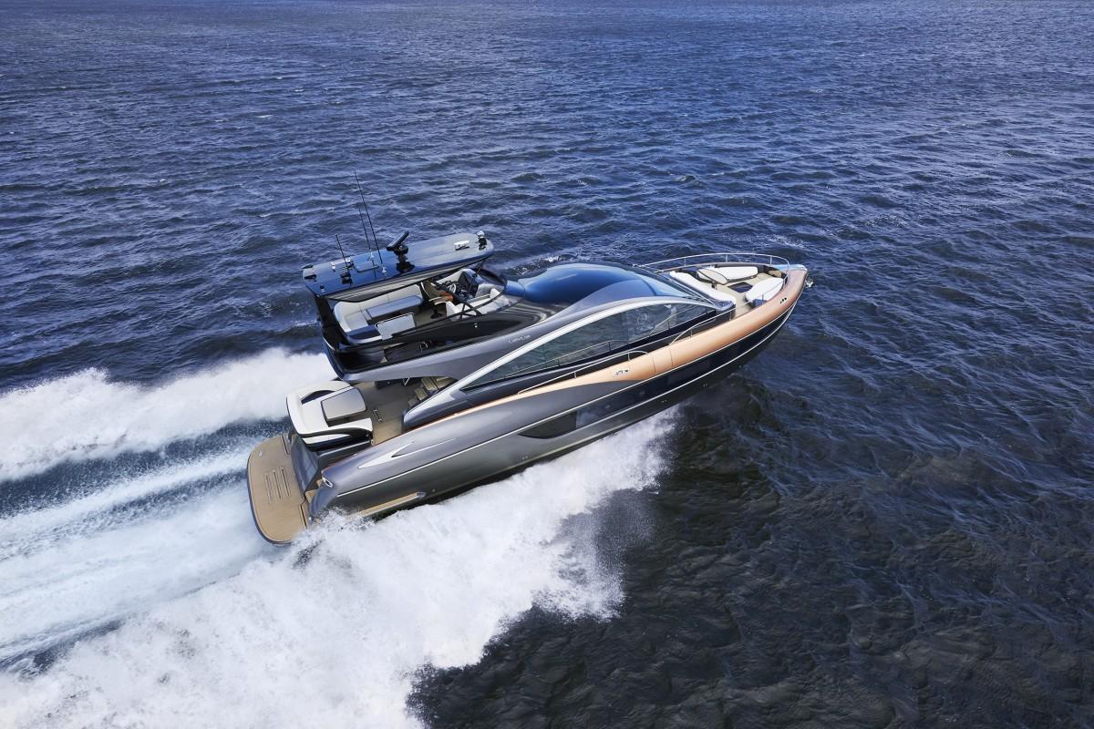 Lexus LY 650 nije novi model automobila nego luksuzna jahta