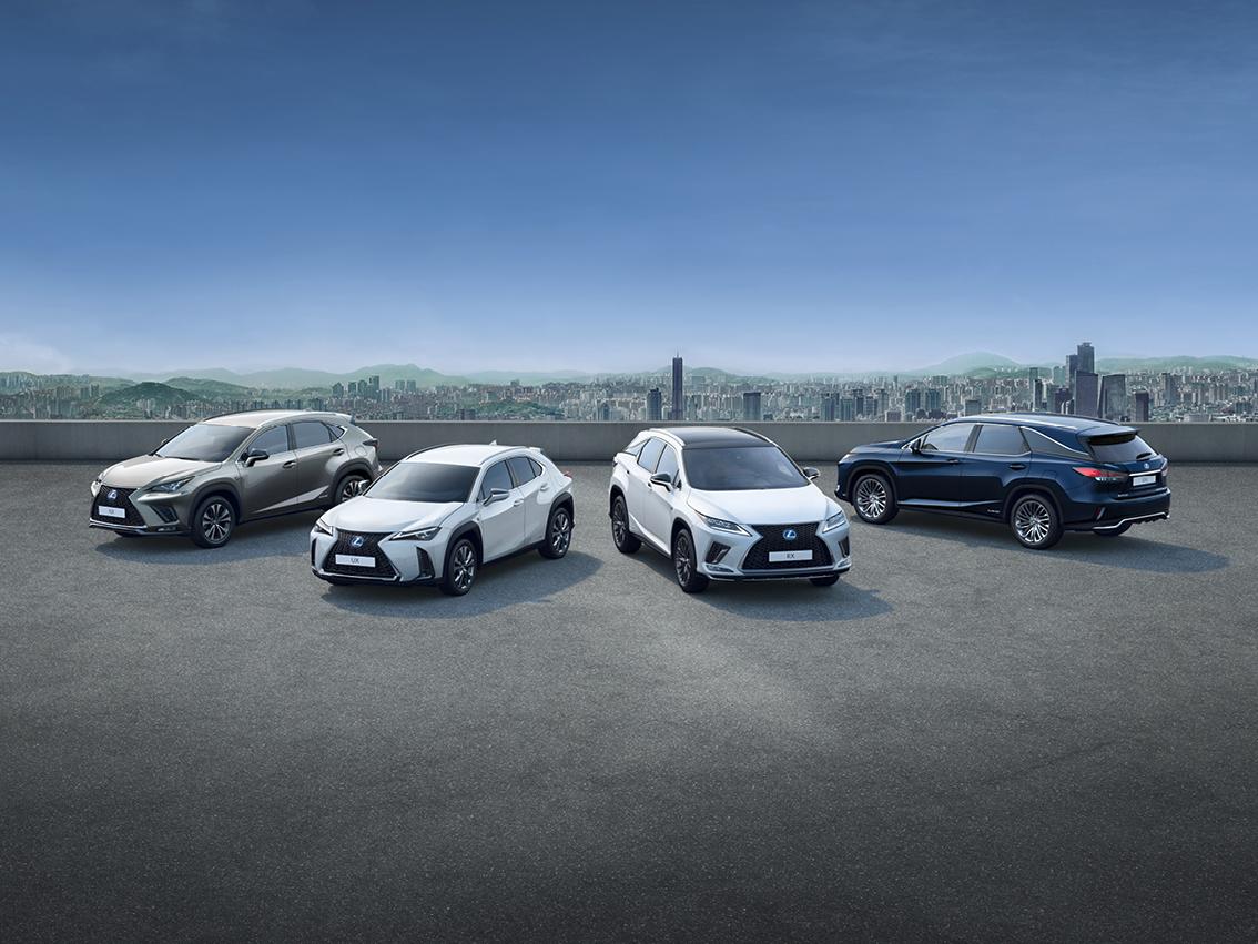 Lexus je u Europi prodao već više od 250.000 hibridnih SUV-ova