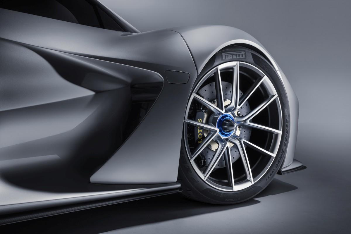 Lotus Evija bit će najmoćniji serijski automobil na svijetu