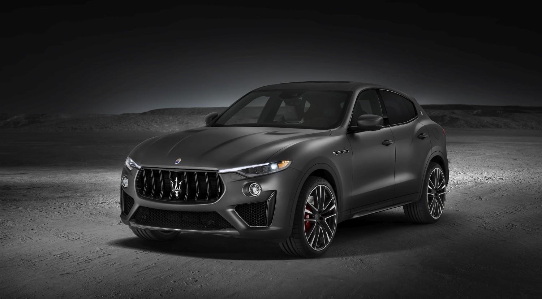 Maserati predstavlja Levante Trofeo na auto salonu u New Yorku