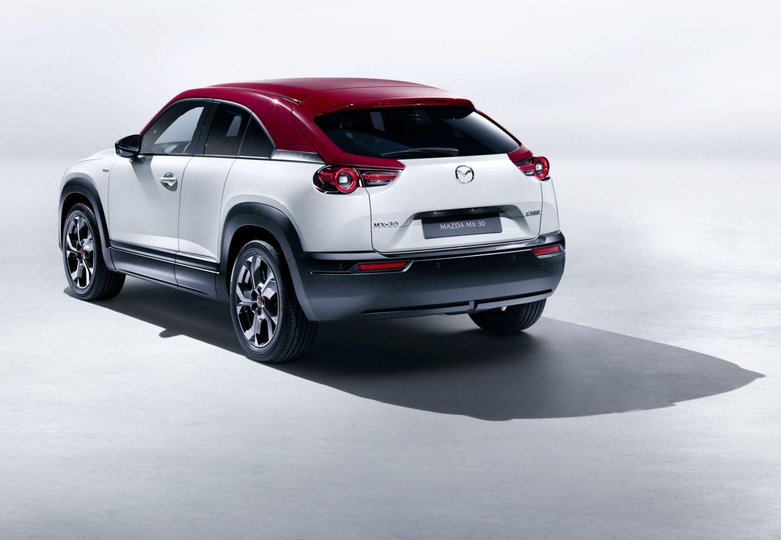 Do 2025. godine Mazda predstavlja 3 električna, te 5 hibridnih i 5 plug-in modela