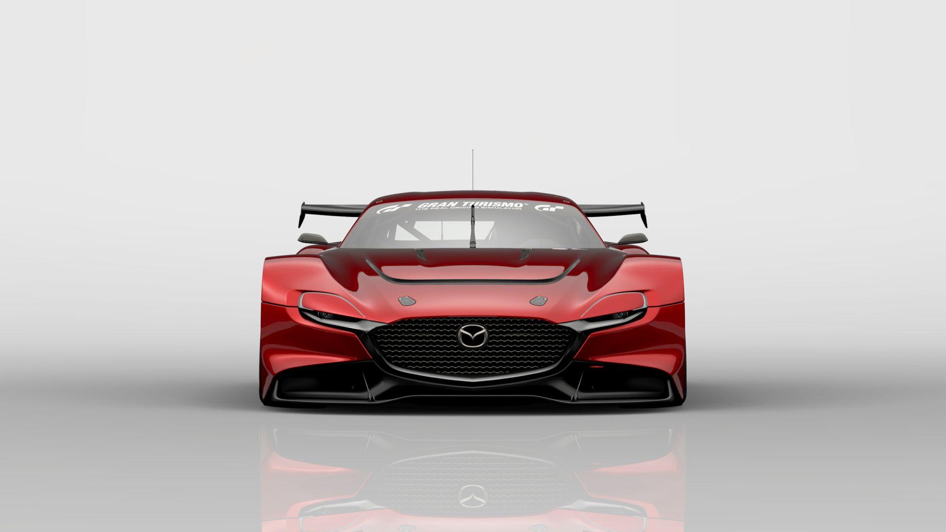 Konceptna Mazda RX-Vision GT3 spremna je za virtualna natjecanja