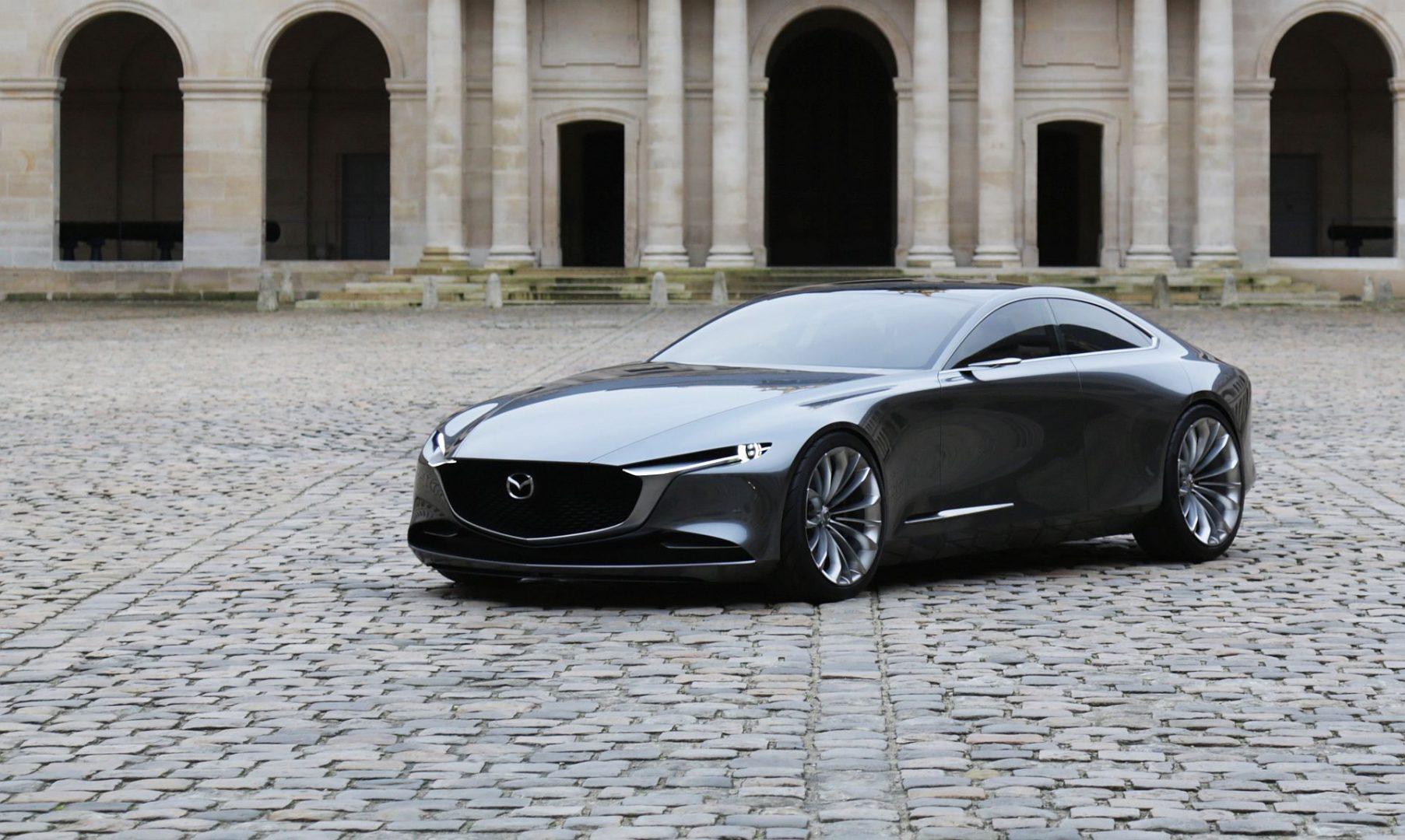 Nova Mazda6 bi mogla dobiti 6-cilindrični Skyactiv-X motor i pogon na stražnje kotače
