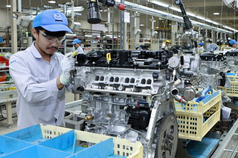 Mazda otvara novi pogon na Tajlandu
