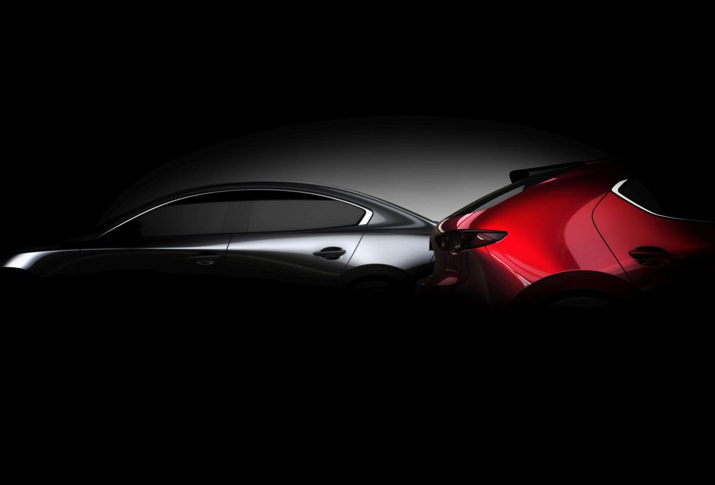 Potpuno nova Mazda3