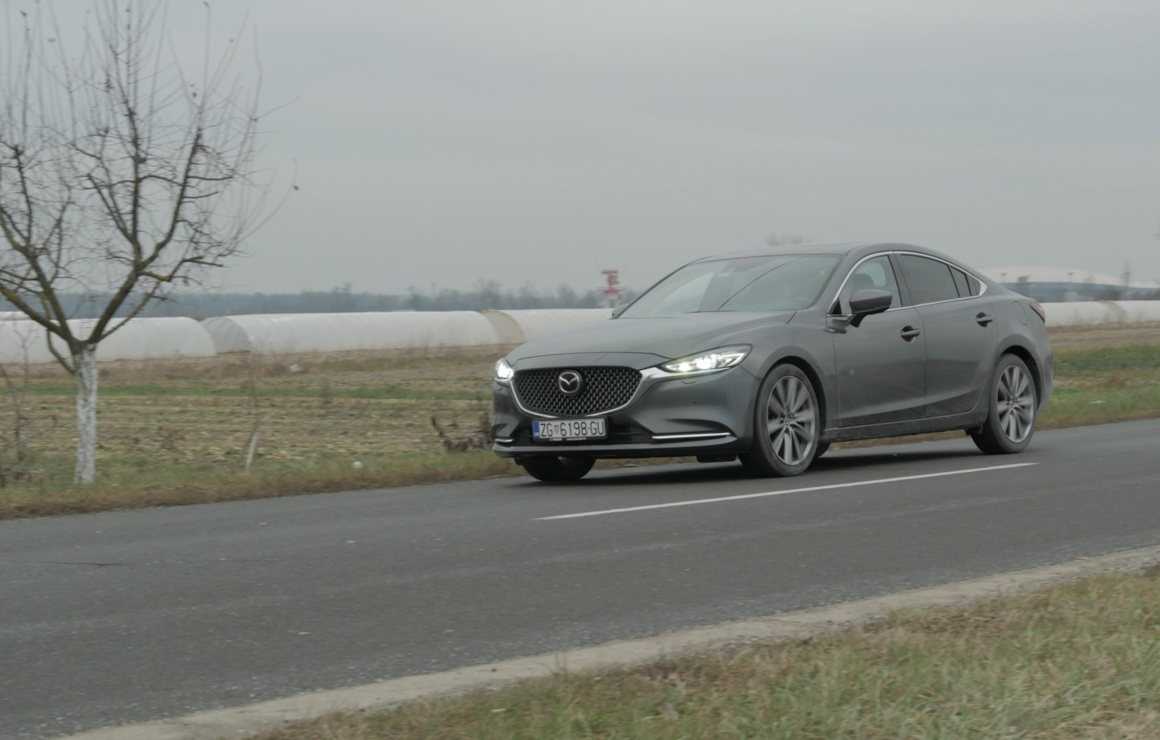 TEST Mazda6 2.2 CD184 AT Takumi Plus