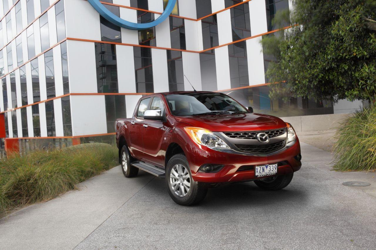 Mazda pokreće opoziv modela BT-50