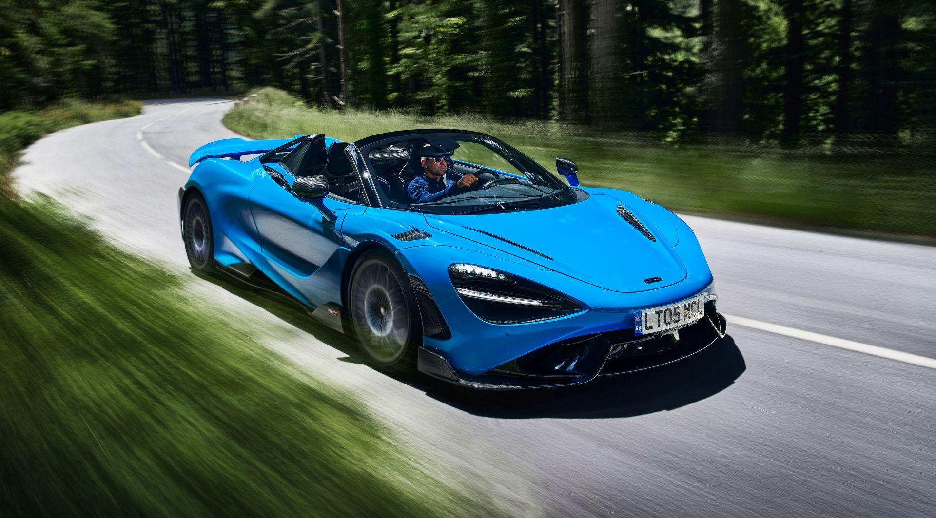 McLaren je upravo predstavio svoj najbrži kabriolet: 765LT Spider