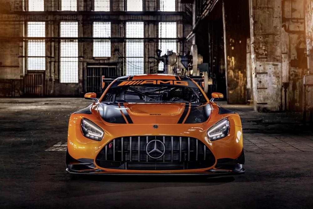 Mercedes-AMG GT3 premijerno na 24 sata utrke Nürburgring