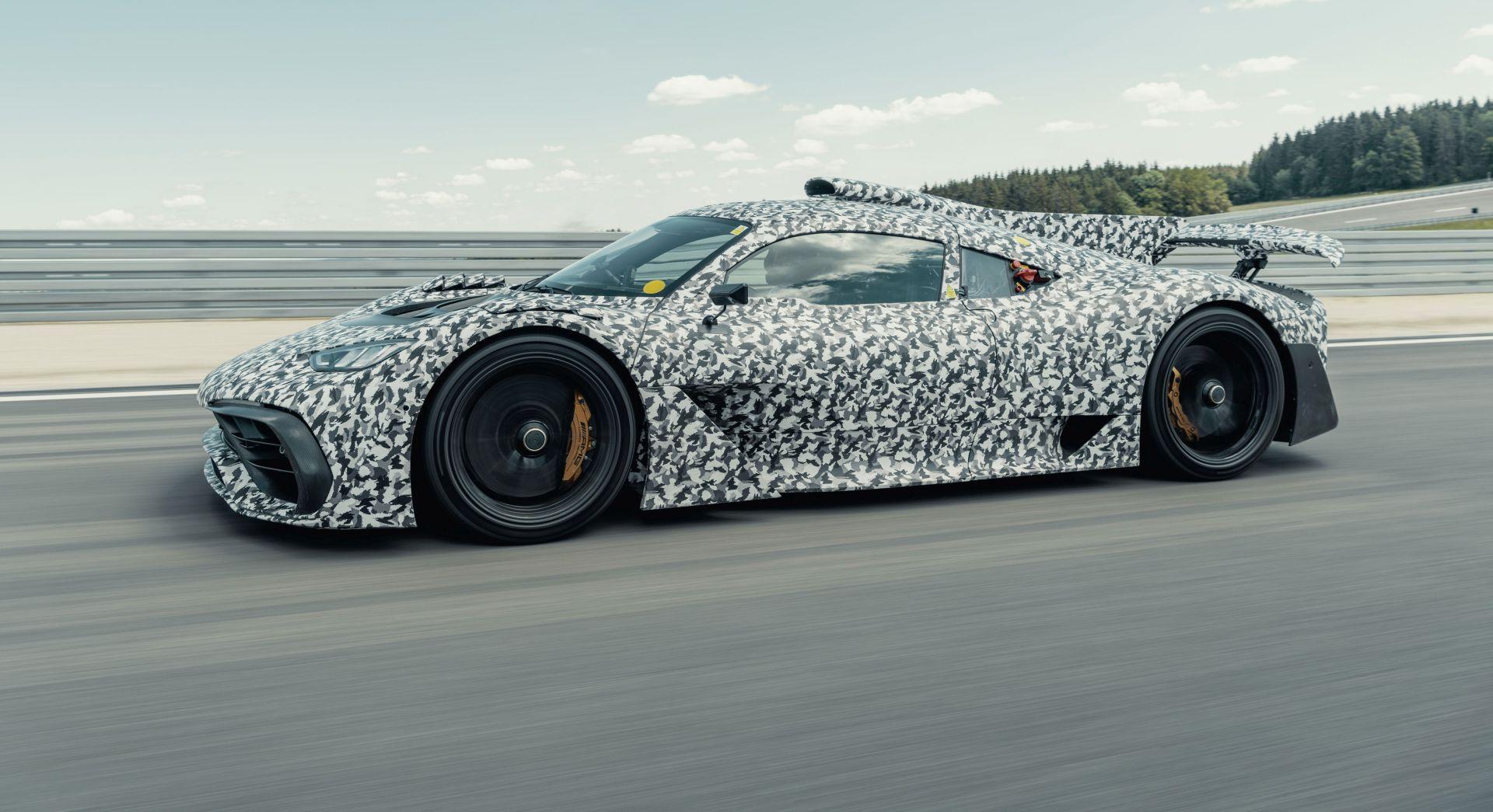 Preko 1.000 KS snažan Mercedes-AMG Project One sve bliži serijskoj proizvodnji
