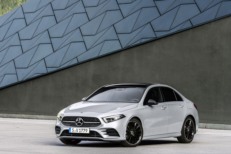 Pogledajte novu Mercedes-Benz A-klasu Sedan