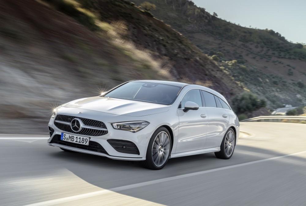 Počele su narudžbe za novi Mercedes-Benz CLA Shooting Brake