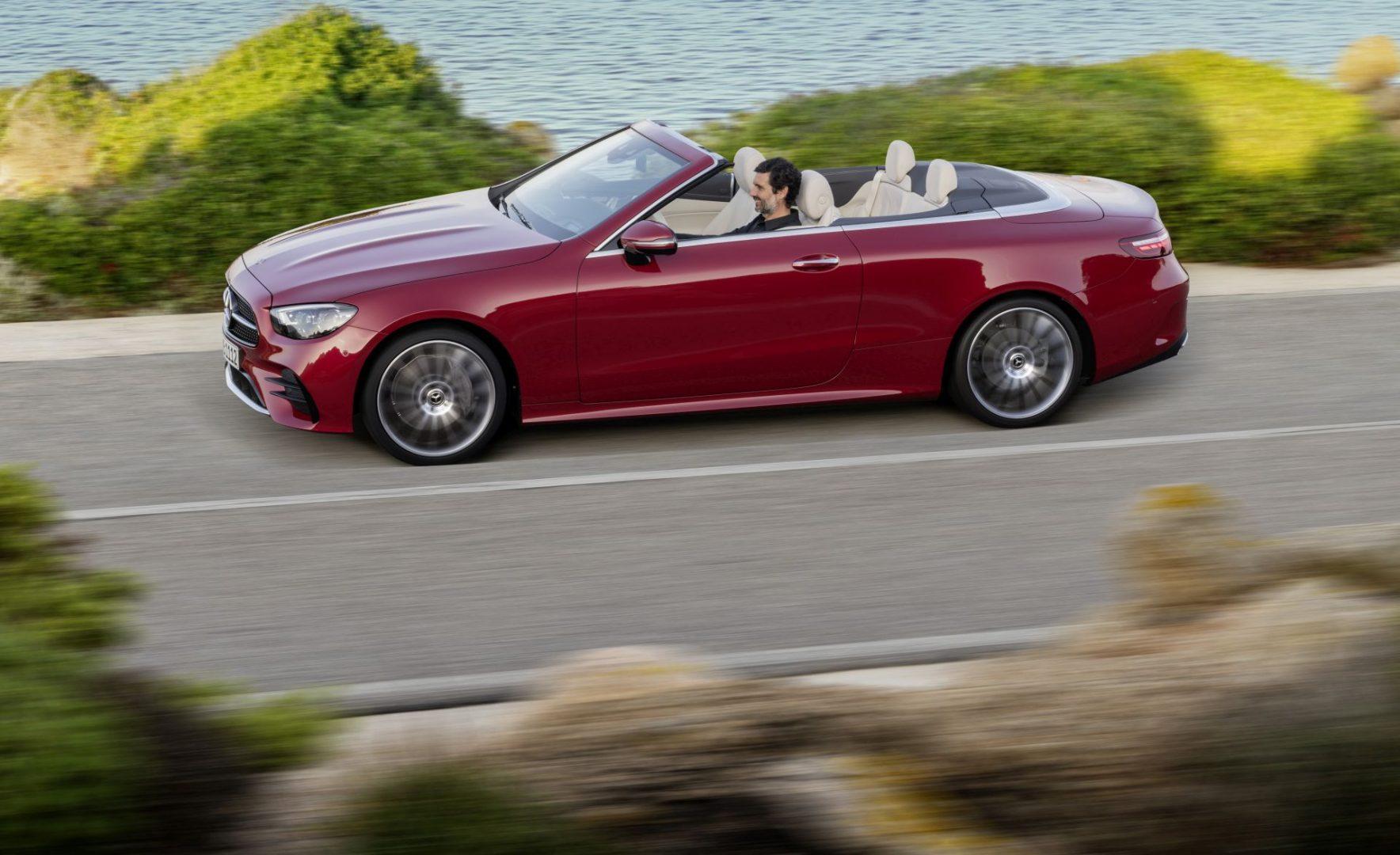 Dorađena je Mercedes-Benz E-klasa coupe i E-klasa cabriolet