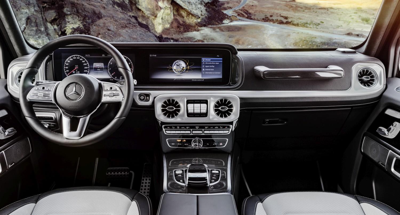 Nova Mercedes-Benz G-klasa