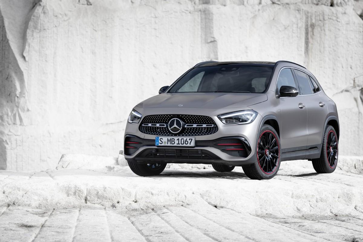 Novi Mercedes-Benz GLA viši je od prethodnika
