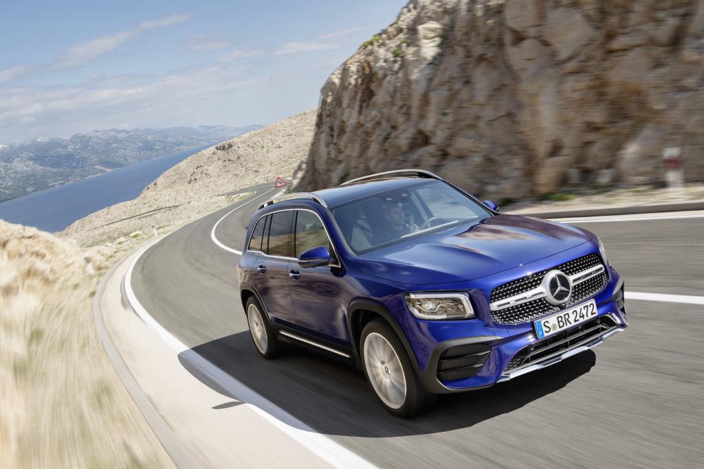 Svjetska premijera: novi Mercedes-Benz GLB cilja na obiteljske kupce