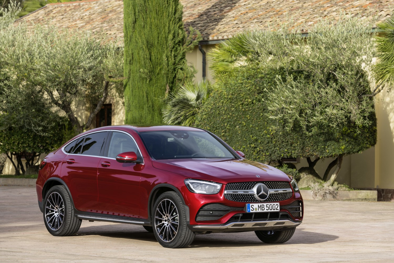 Novi Mercedes-Benz GLC Coupé