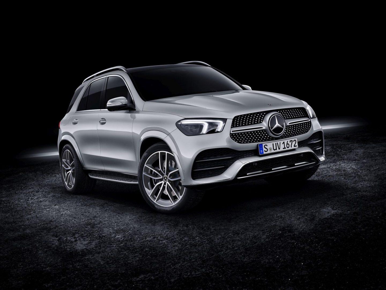 Dva nova motora za Mercedes-Benz GLE