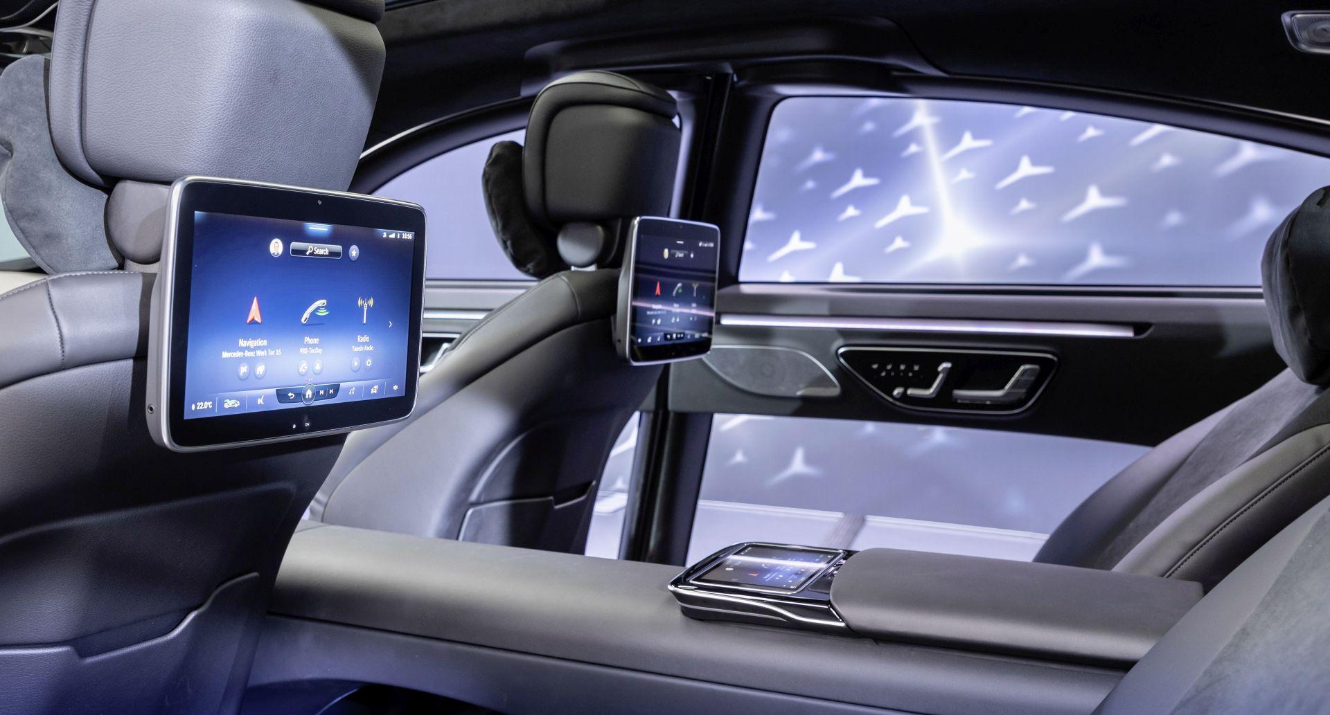 Nova Mercedes-Benz S-klasa donosi još napredniji MBUX sustav