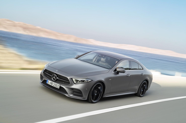 Mercedes CLS: automobil koji vas priprema na mogući sudar