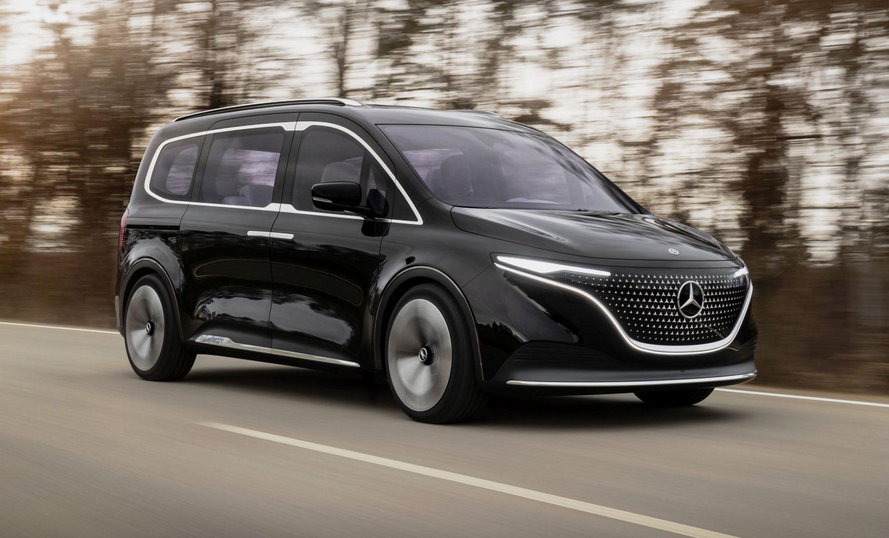 Mercedes konceptom EQT najavljuje novu generaciju T-klase