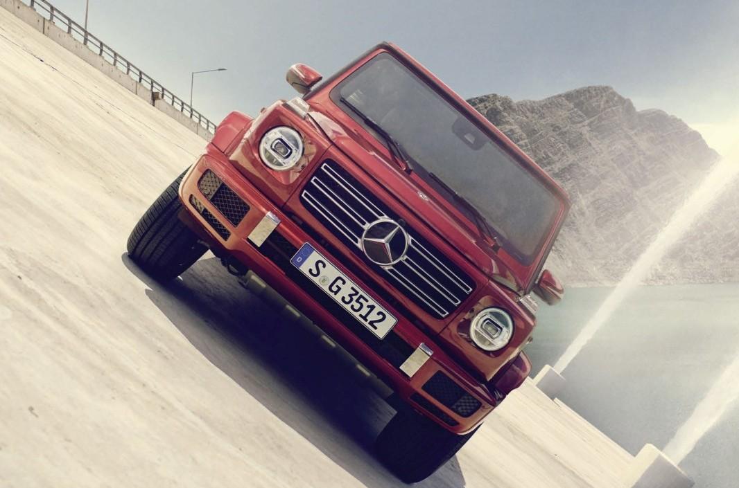 Jači od gravitacije: Mercedes G-klasa